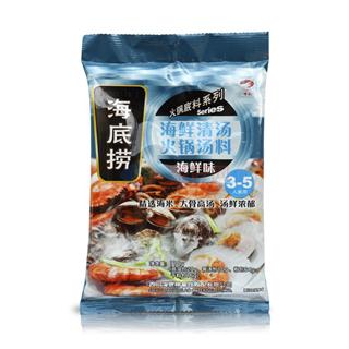 禾煜 海底捞海鲜清汤火锅汤料 110g
