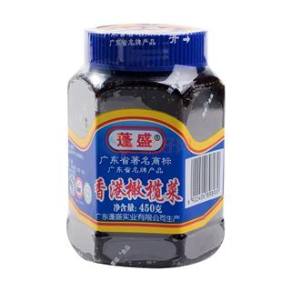 禾煜 蓬盛橄榄菜 450g