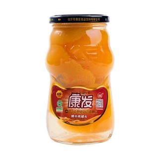 禾煜 康发黄桃罐头 550g*3罐