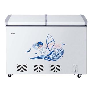 海尔/haier FCD-270SE 白色 270升商用双温柜 冷柜 冰柜