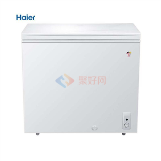 海尔(Haier) 卧式冷柜 BC/BD-203D 203升单温一室冷冻冷藏转换冰柜