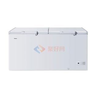 海尔(Haier) BC/BD-429HK 新品429升L 五面制冷超大冷冻力开式冷柜(白色)
