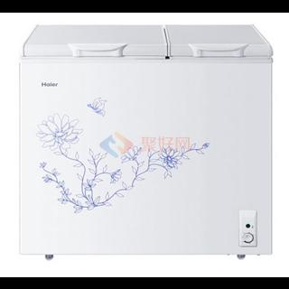海尔(Haier)FCD-211XZ(DS)双温两室冷柜 大冷冻小冷藏