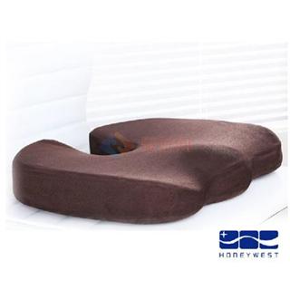 HONEYWEST汉妮威 家纺 美臀保健舒适座垫 办公记忆坐垫 二色可选