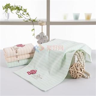 【活动】洁丽雅毛巾 纯棉吸水特柔童巾25*50 2条装/4条装