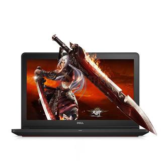 戴尔(DELL)游匣15P-2548B 15.6英寸高配游戏笔记本电脑(i5-6300HQ 4G 1T GTX 960M 4G独显FHD Win10)黑