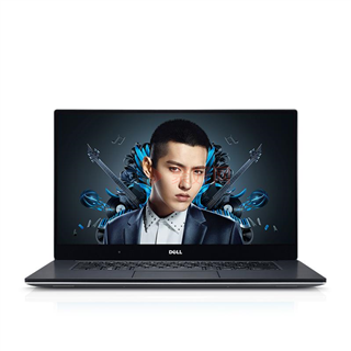 【年货单品】戴尔(DELL)XPS 15-9550-R4525S 15.6英寸微边框笔记本电脑(i5-6300HQ 8G 32G SSD+1T GTX 960M 2G独显 Win10)银
