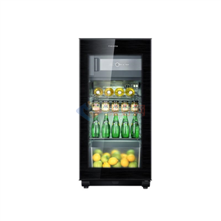 海尔(Haier) LC-120K 120升 带冷冻室 保鲜柜 红酒柜 冷藏保鲜柜