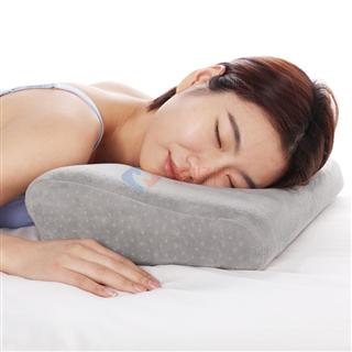 ABS(爱彼此)   Paula舒缓减压蝶形记忆棉枕