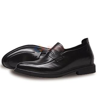 【断码促销】艾力沛魔力鞋(男士D款黑色)-4G722-1K增高  39码  原价3980 秒杀价788元