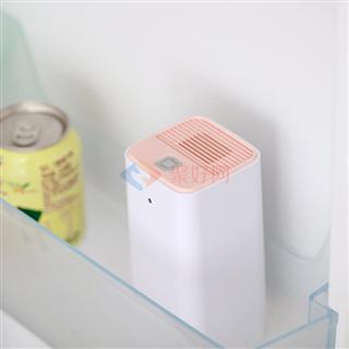 爱彼此(ABS)  Hays家用臭氧冰箱除味机