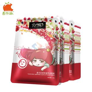 番茄派-玻尿酸原液补水面膜(散装)*10袋