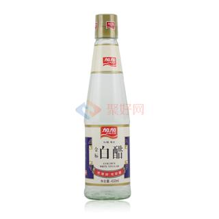 加加 金标白醋450mL/瓶