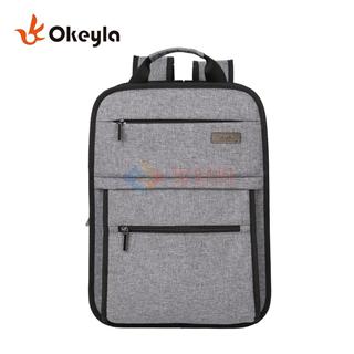 okeyla 灰色双肩背包 OKB-1039