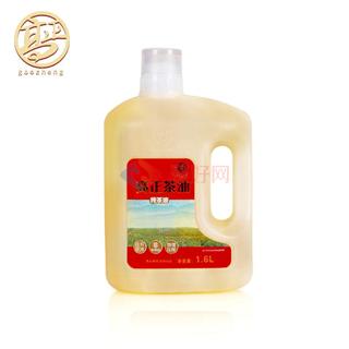 高正茶油 野生山茶籽油食用油纯香油 1.6L家庭实用装物理压榨
