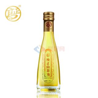 高正纯茶油野山茶油天然食用油小瓶250ml+50ml植物油野生纯茶籽油