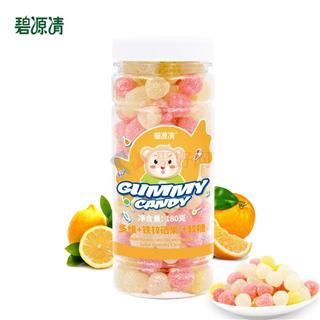 碧源清多维+铁锌硒果汁营养软糖180g