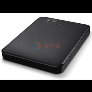 西部数据(WD2.5英寸移动硬盘 1TB