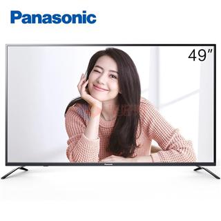 松下(Panasonic) TH-49EX600C 49英寸 4K智能高清网络平板电视