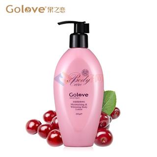 果之恋 保湿亮肤身体乳全身补水滋养润肤乳 250g