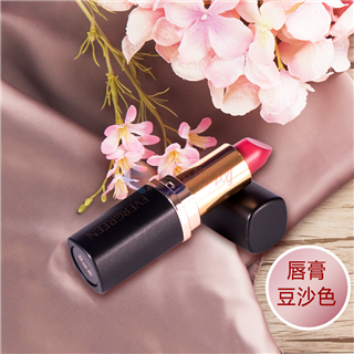 EVERGREEN3.8g琉光倾慕珠光唇膏口红(豆沙色)原价69元活动价19.9元
