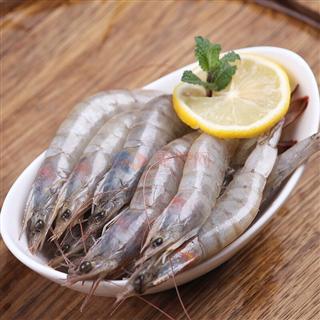 【海鲜上新】下单立减10元 进口厄瓜多尔白虾大虾鲜活超大四斤海鲜对虾水产冻虾鲜虾基围虾