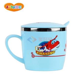 澳贝新品超级飞侠儿童喂食餐具 宝宝汤碗饭碗学饮杯