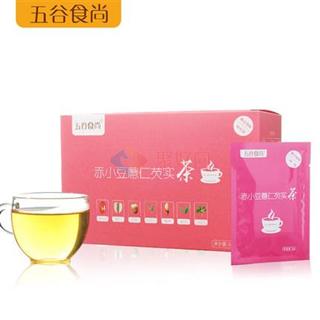 五谷食尚  赤小豆薏仁芡实茶  120g/盒