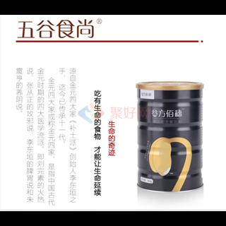 五谷食尚 谷方佰穗(谷方胚芽复合粉)  398元/450g*2  精品礼盒装