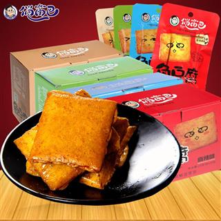 俏嘴巴鱼豆腐25g*20包
