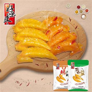 盐焗鸡翅400g(约30小包)小翅尖熟食