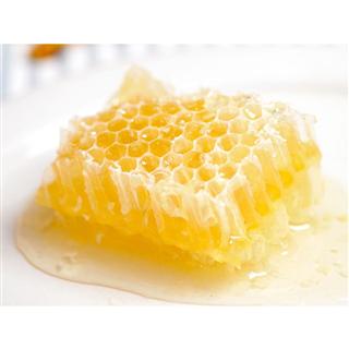蜂巢蜜蜂蜜纯正天然农家自产老蜂巢土蜂蜜非野生蜂蜜巢嚼着吃盒装500g