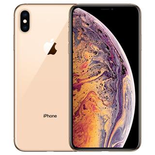 苹果Apple iPhone XS Max (A2104) 64GB 金色 移动联通电信4G手机 双卡双待