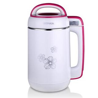 康佳(KONKA)家用豆浆机红粉佳人豆浆机