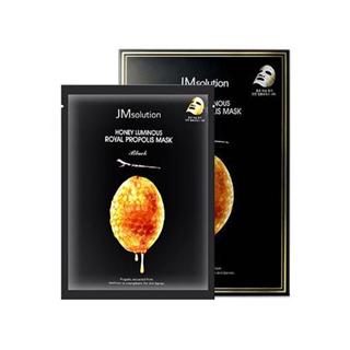 【保税发货】韩国JMsolution蜂蜜面膜JM面膜10片(需提供收件人身份证号码)