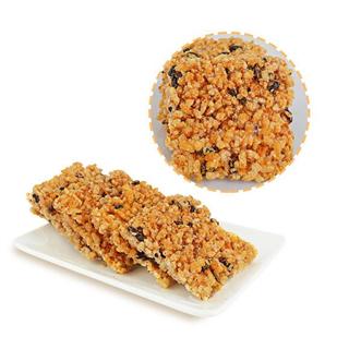 采芝斋饭米粒2.5Kg蟹黄味独立小包装休闲食品美味小吃