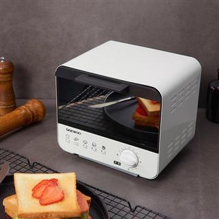 DAEWOO电烤箱家用智能烘烤箱多功能迷你电烤炉