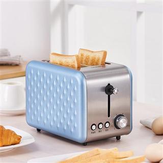 DAEWOO大宇烤面包机多功能多士炉烘烤不锈钢吐司机早餐机