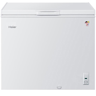 海尔(Haier) 202升家用冰柜 冷藏冷冻转换柜 冷柜 节能单温冰箱 BC/BD-202HT