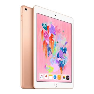 Apple iPad 平板电脑 2018年新款9.7英寸(A10 芯片/Retina显示屏/)金色