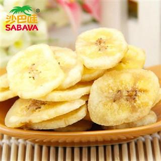 沙巴哇芭蕉干100g*5袋越南综合蔬果干果蔬干香蕉片香蕉干水果干零食