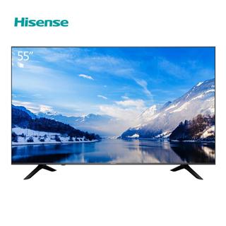 海信(Hisense)50/55/65英寸 超高清4K HDR 金属背板 人工智能液晶电视机