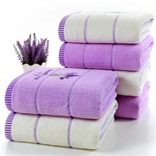 纯棉加香高品质浴巾套巾加厚毛巾全棉浴巾140*70cm