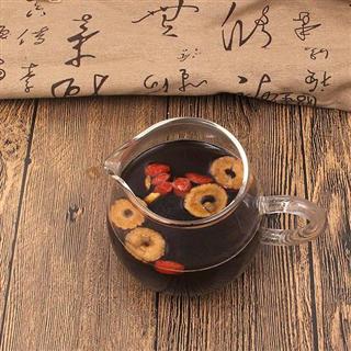 桂圆红枣茶枸杞茶25g*12袋 黑糖姜丝茶组合花茶300g/盒
